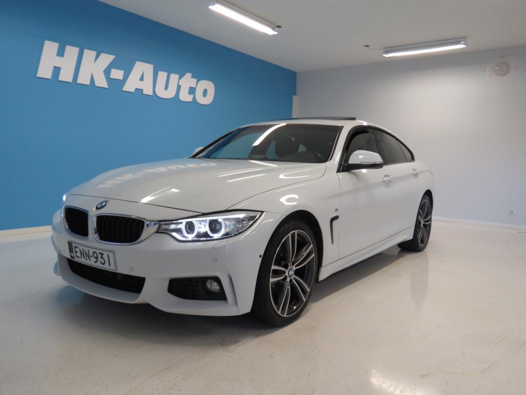 BMW 420 Gran coupe 420d A xDrive M-SPORT, H&K, Kamerat, Tutkat, Kattoluukku, Koukku