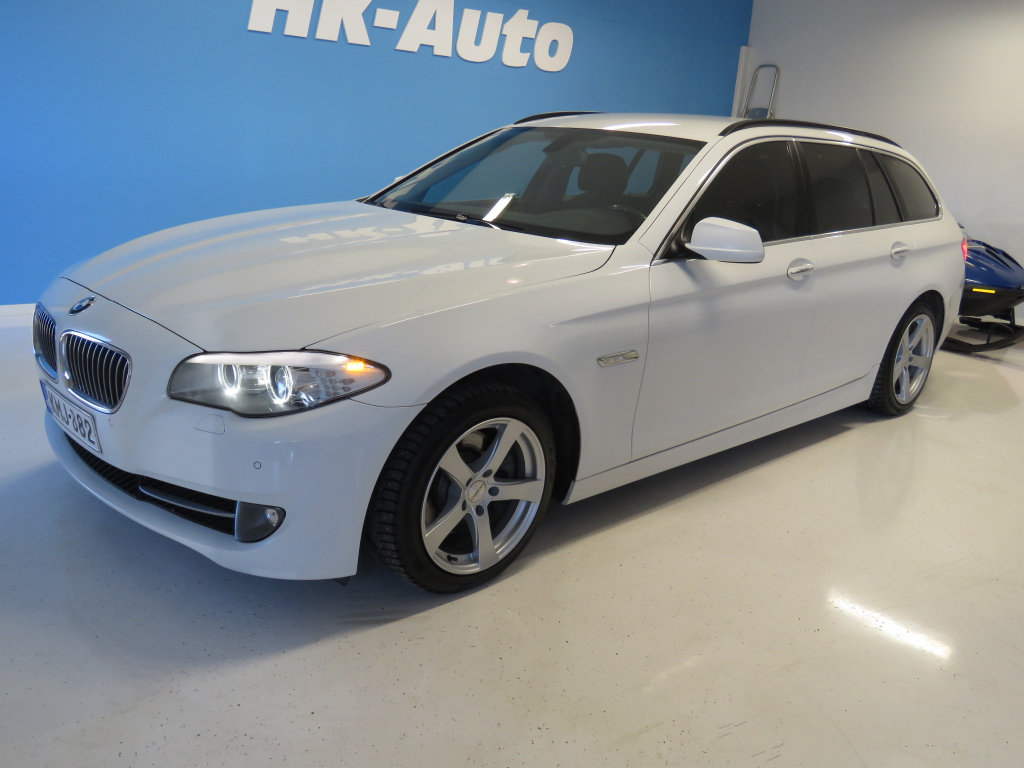 BMW 520  D A TwinPower Turbo A F11 Touring Busin