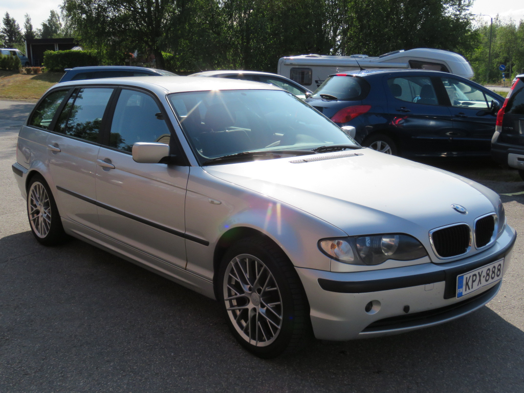 BMW 320d 2.0 dA Touring FACELIFT