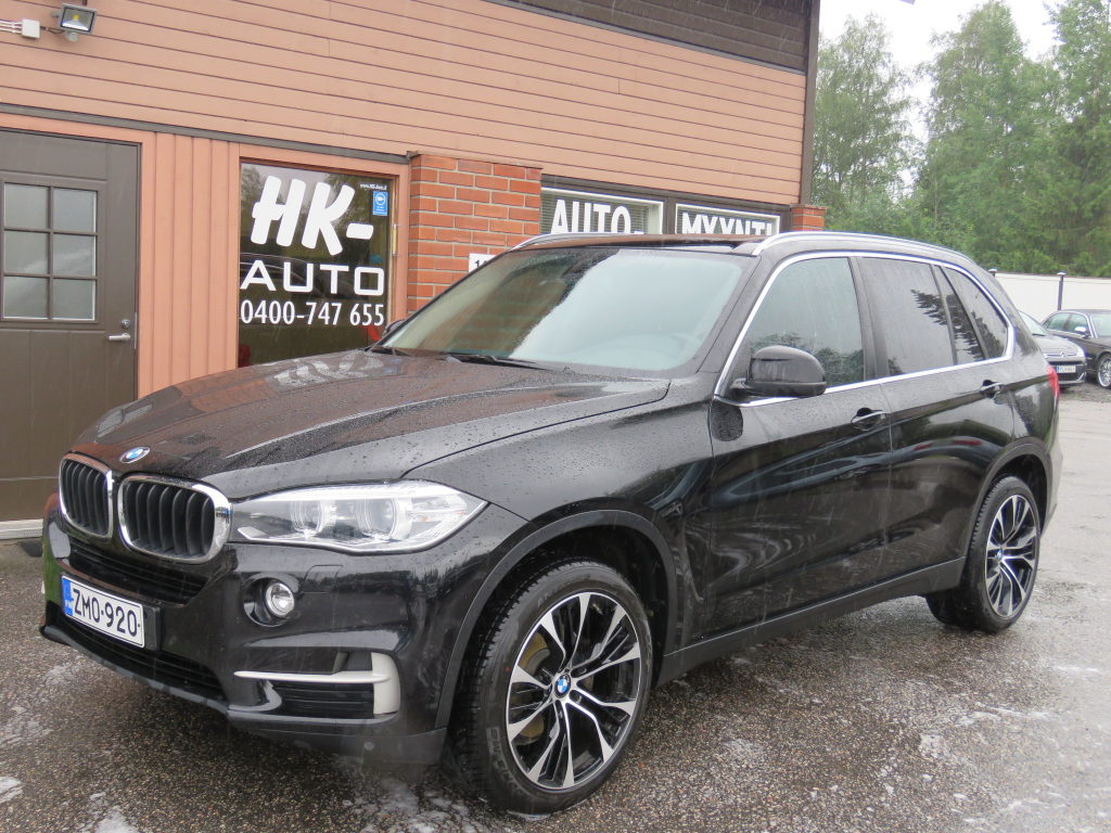 BMW X5  xDRIVE30d TwinPower Turbo A 7-p. lasikatto/luukku 20