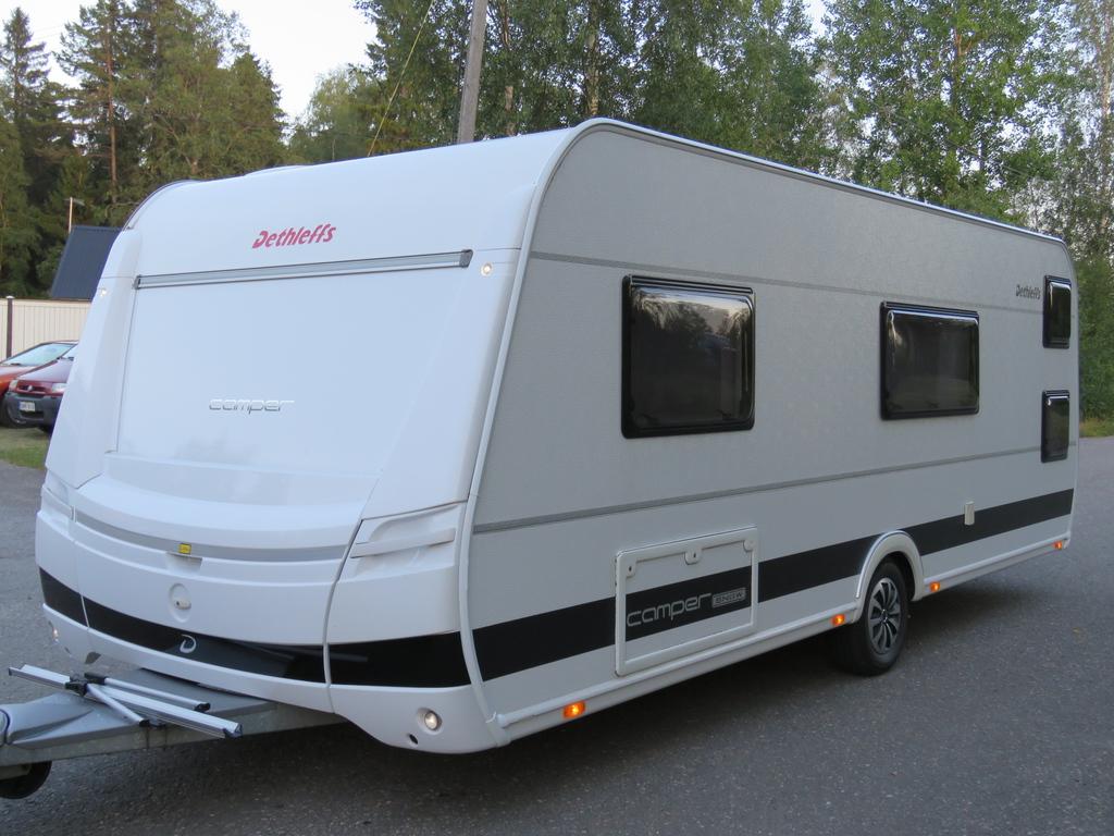 Dethleffs Camper 560 FMK SNOW ALDE