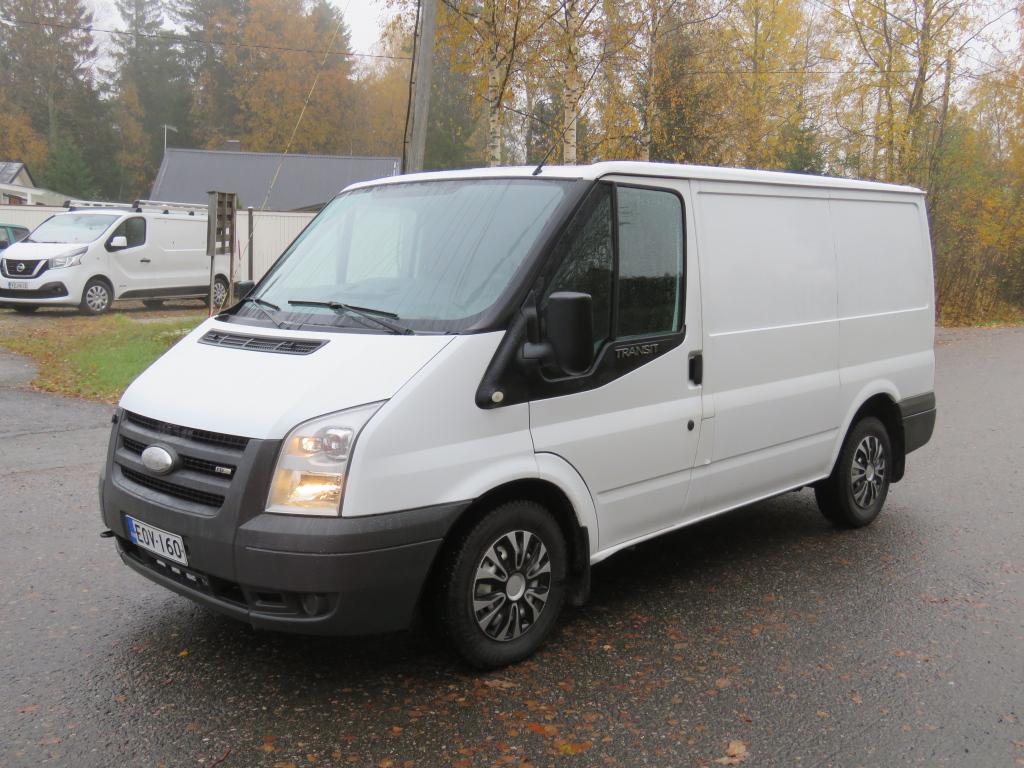 Ford Transit 300S 2.2TDCi van 85