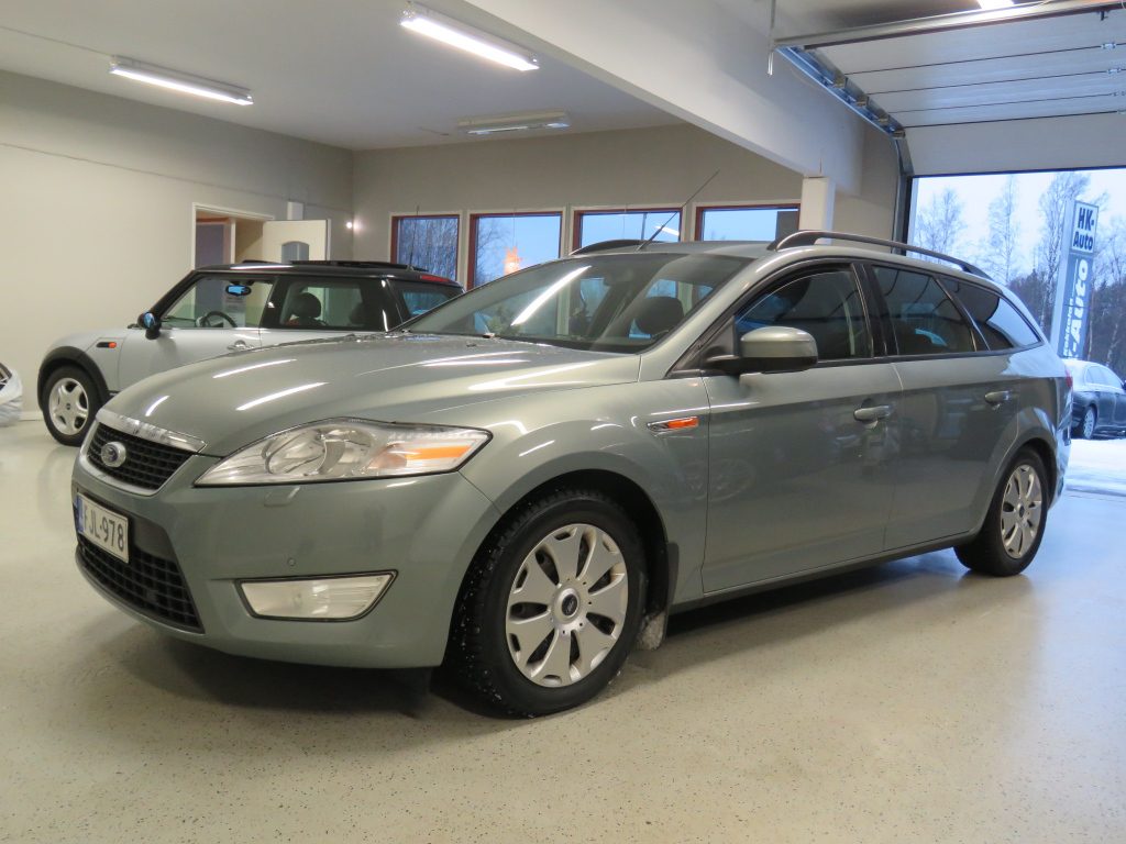 Ford Mondeo 2,0 TDCi 115 DPF ECOnetic+ Wagon