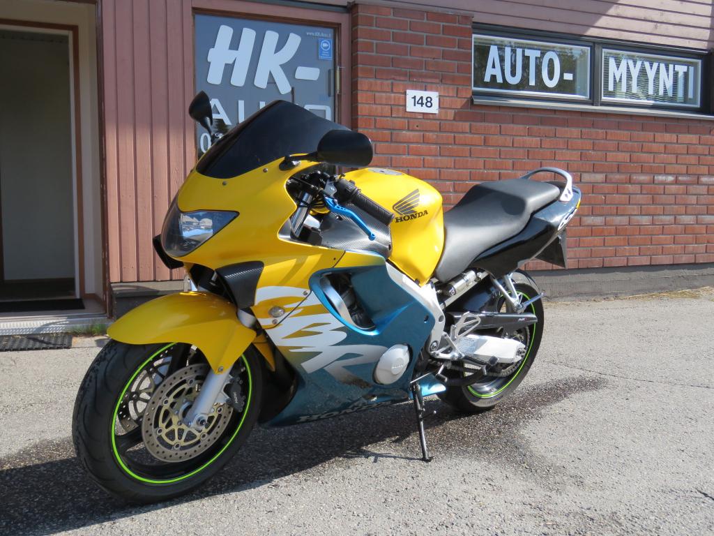Honda CBR 600F CBR PC35