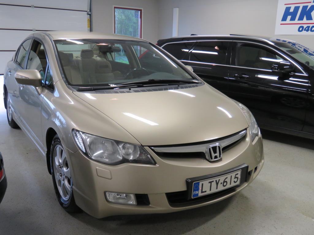Honda Civic 1.8 Executive 4d Sedan