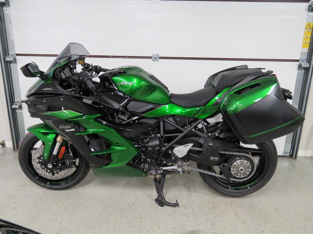 Kawasaki H2 1000 Ninja H2 SX SE