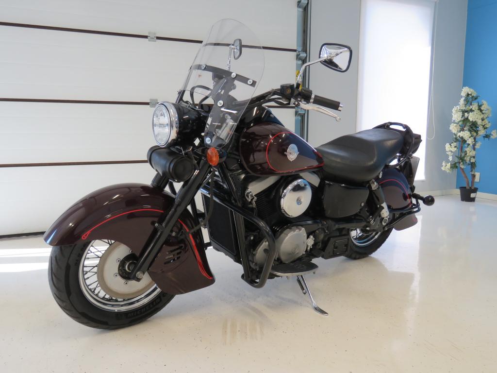 Kawasaki VN  1500 DRIFTER Custom