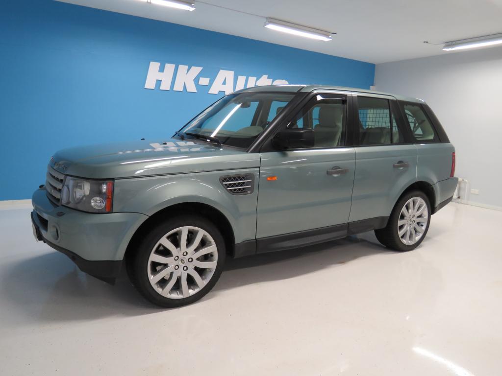 Land Rover Range Rover Sport 3,6 TDV8 HSE A