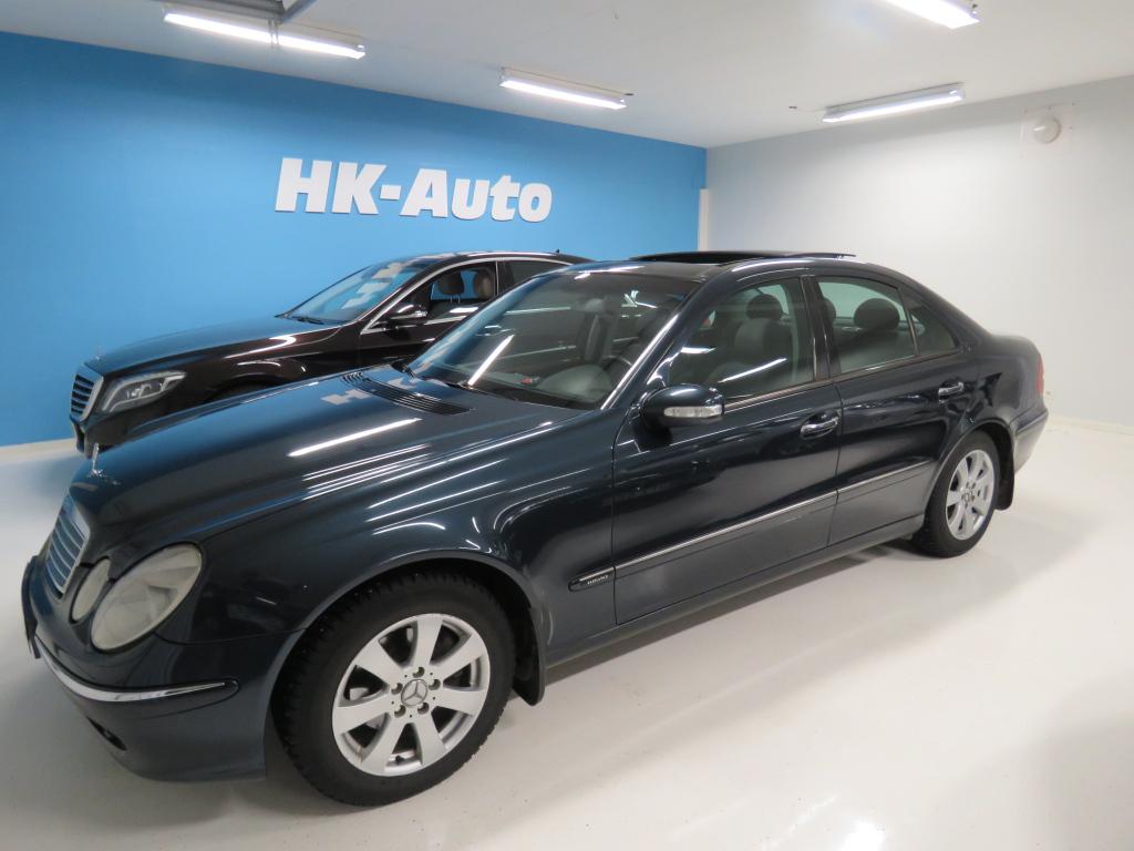 Mercedes-Benz E  240 Elegance SEDAN A SEQUENTRONIC