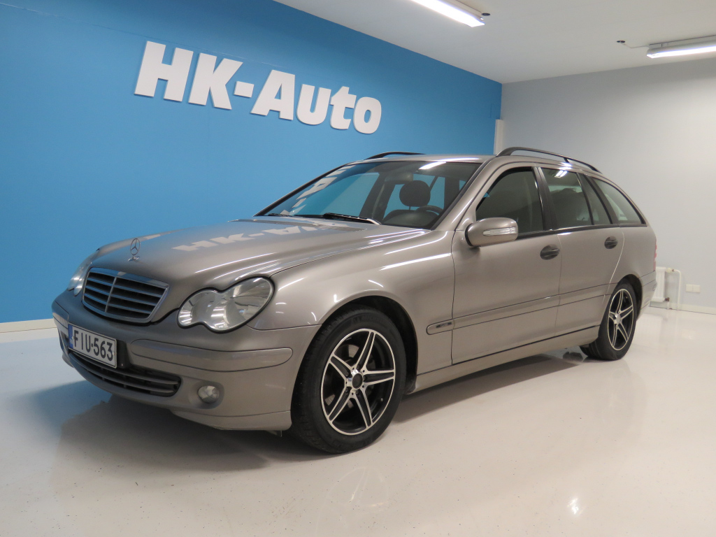 Mercedes-Benz C 200T CDI Business A FACELIFT