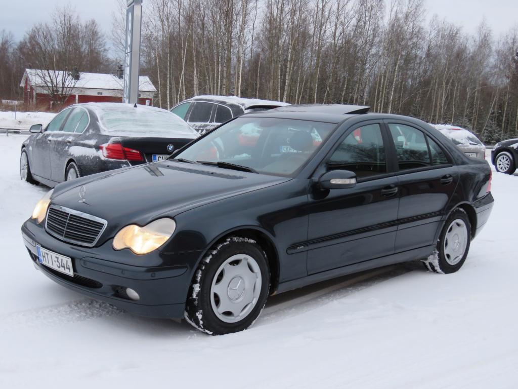 Mercedes-Benz C  220 CDI A Sedan