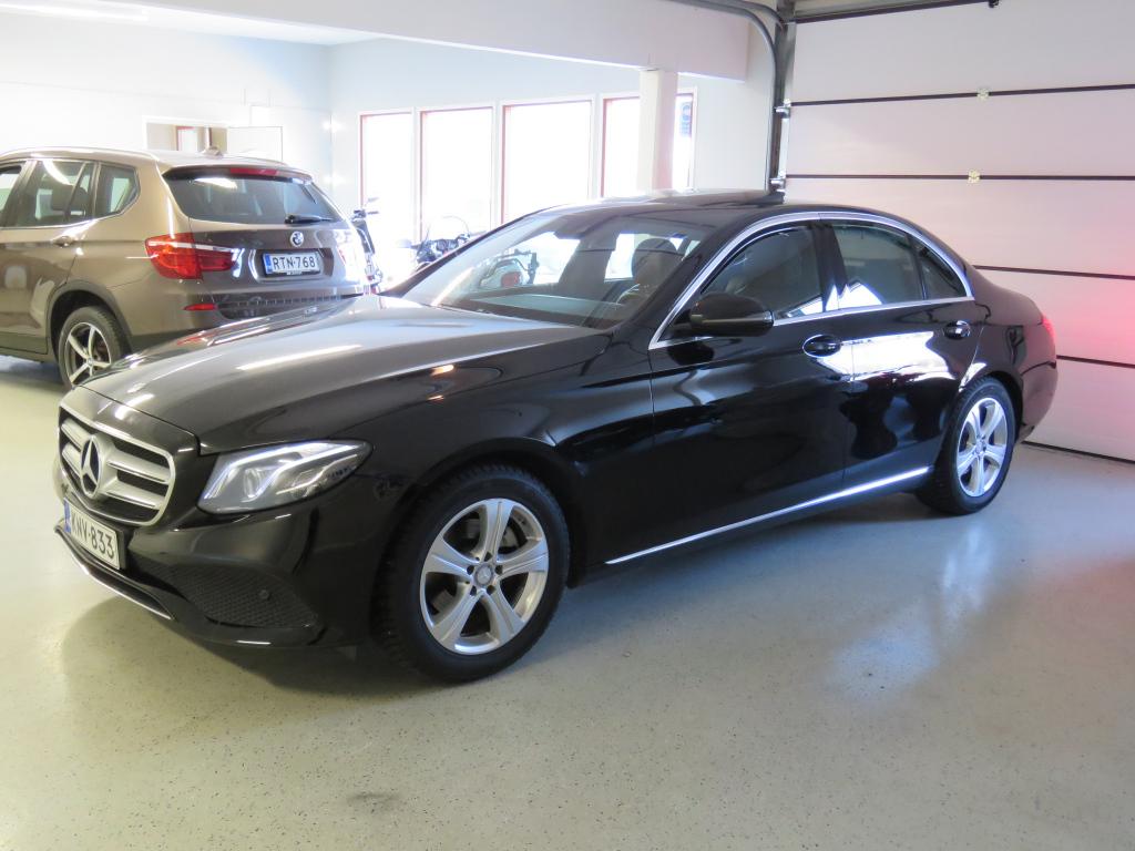 Mercedes-Benz E  220 d A Premium Pro 9G 194hv Avantgarde Huikeinvarustein