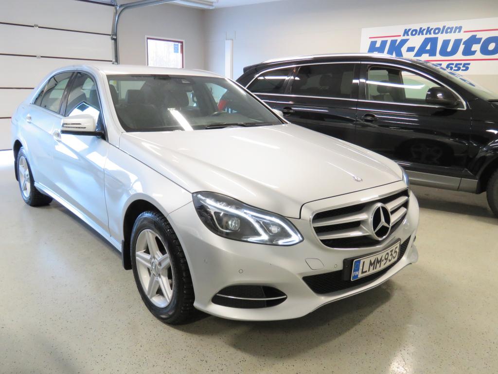 Mercedes-Benz E  200 CDI A Sedan Premium PRO Avantgarde