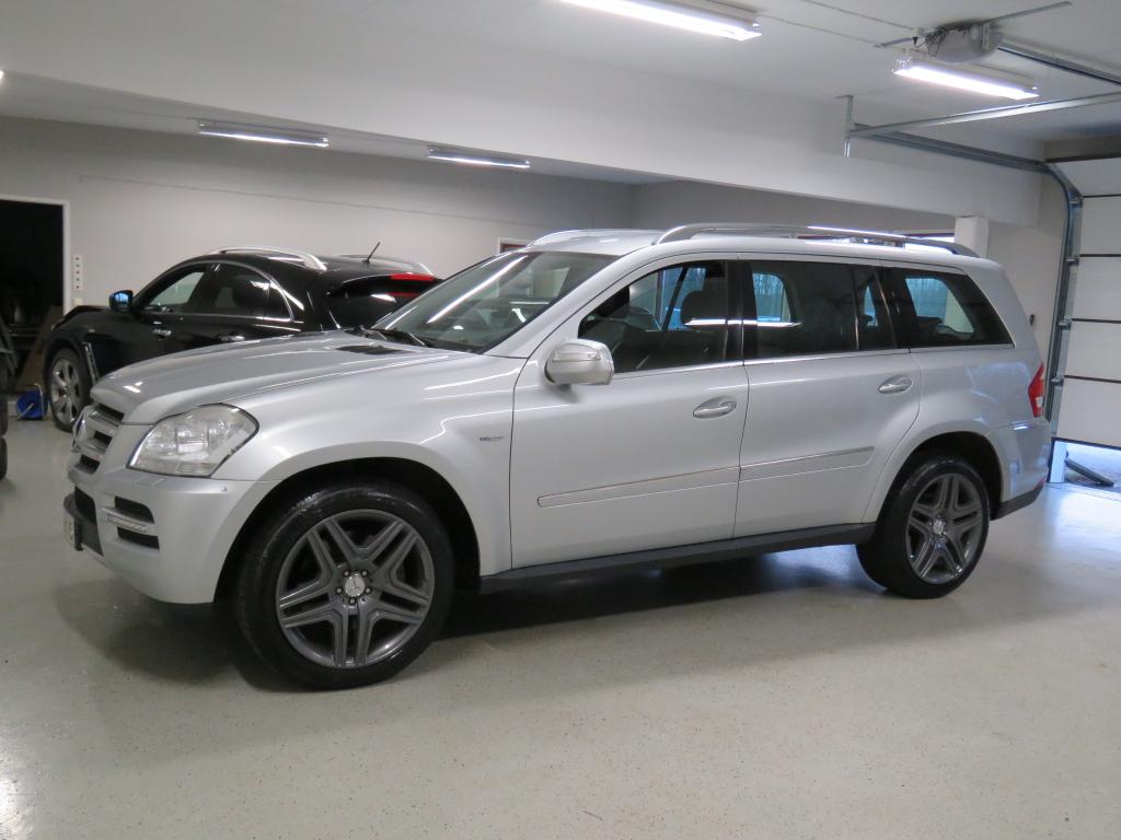 Mercedes-Benz GL  350 BLUETEC 4MATIC (AC) 5ov 2987cm3 A 7-paikk.