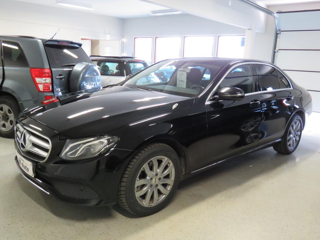 Mercedes-Benz E 220 d A Premium Business 194HV 9G Avantgarde NAVI NAHAT 1-OM.SUOMIAUTO