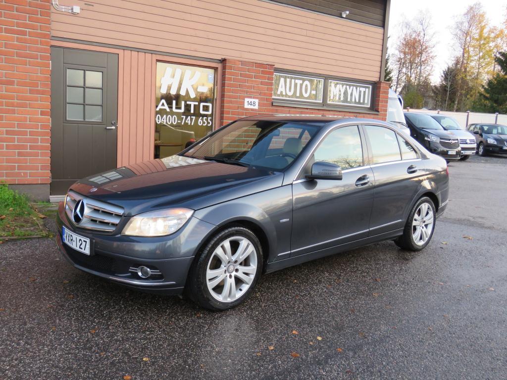 Mercedes-Benz C 200 CDI BE Avantgarde 4d
