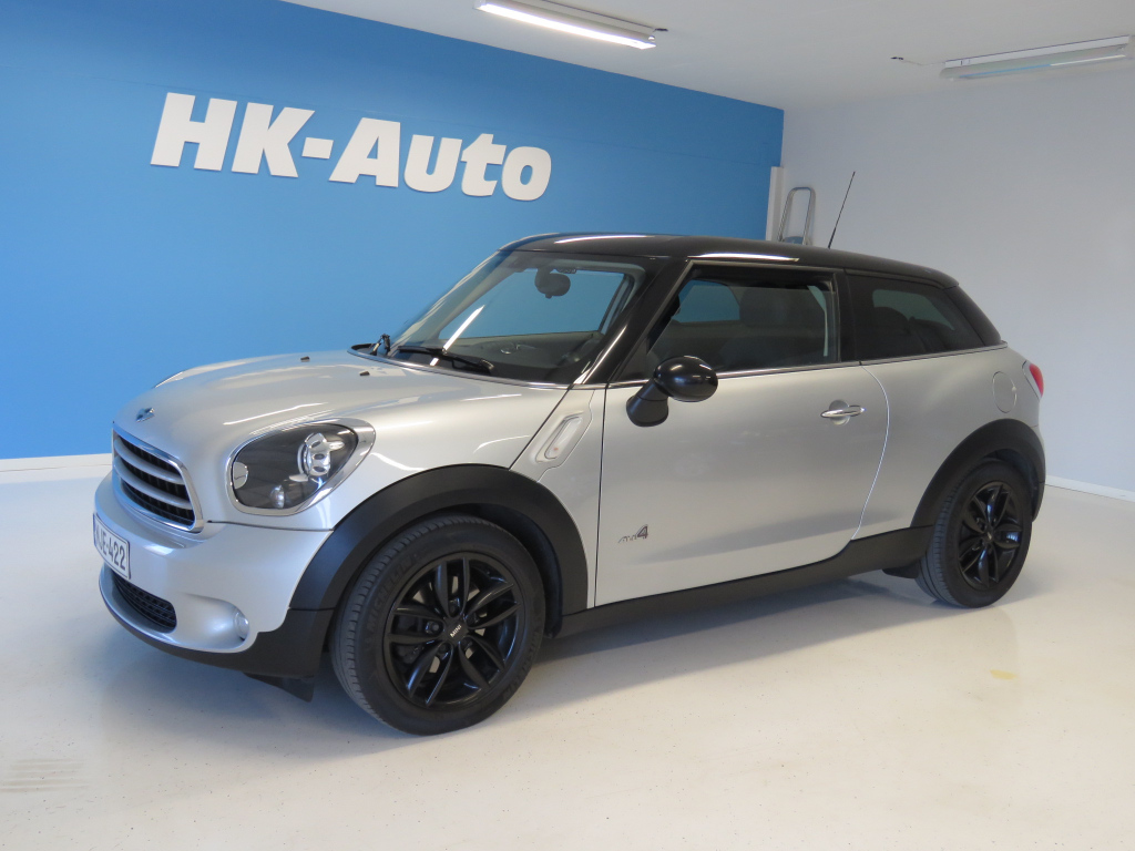 Mini Paceman Cooper D ALL4 A Edition 4wd