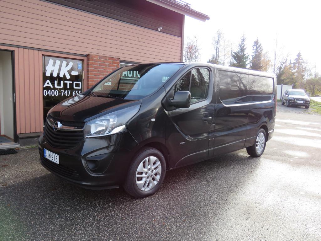 Opel Vivaro Van Edition L2H1 1,6 CDTI BiT 107 (17.A)
