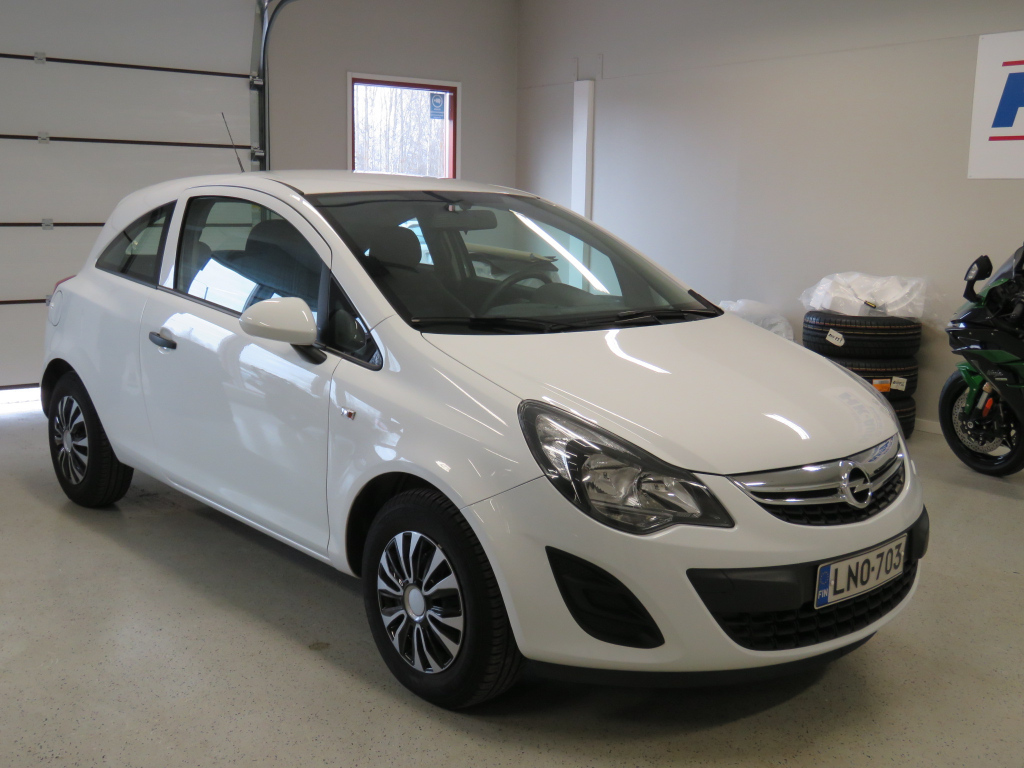 Opel Corsa 3-ov Selection 1,2 ecoTec