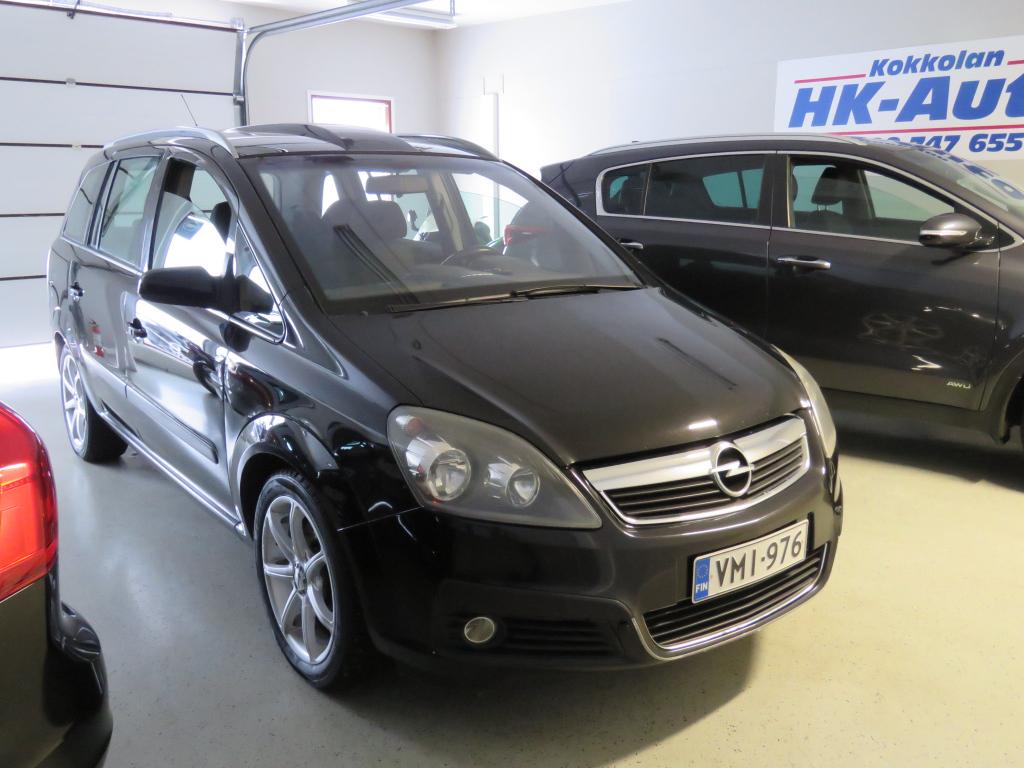 Opel Zafira  PANORAMA 2.0 TURBO Sport Panora 7-paik.