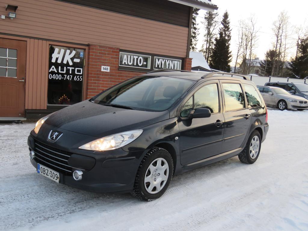 Peugeot 307 1.6 HDI WAGON