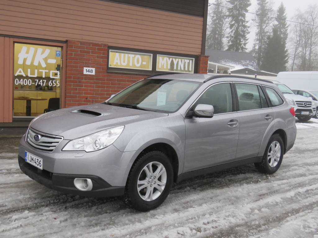 Subaru Outback  LEGACY Outback 2,0 TD VA Business AWD