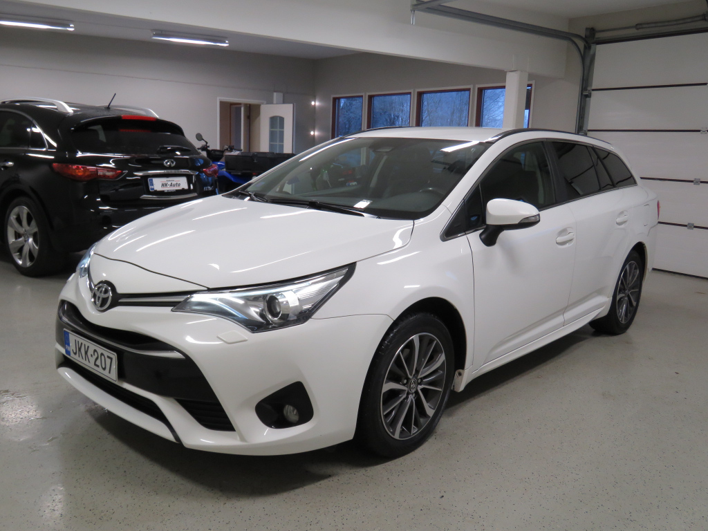 Toyota Avensis Touring Sports 1,6 D-4D Edition Business (MY17)