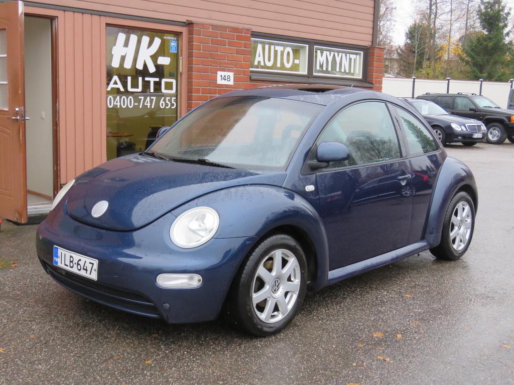 Volkswagen New Beetle 2.0i 85kw kattoluukku