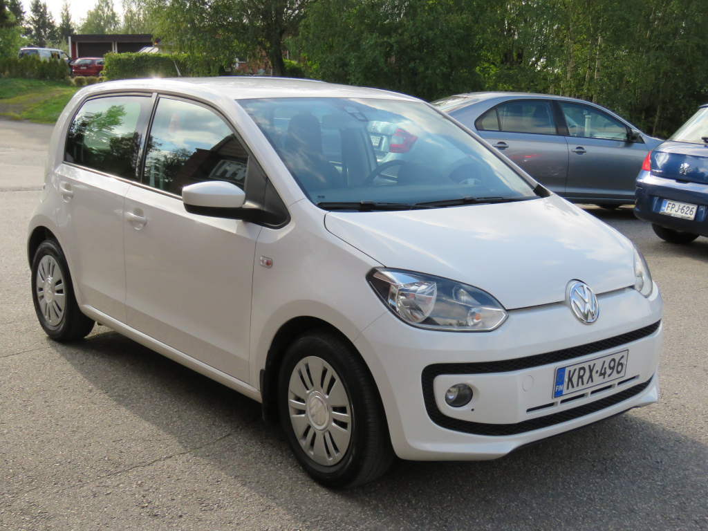 Volkswagen, VW UP! move up! 1,0 44 BlueMot 5ov (MY13)