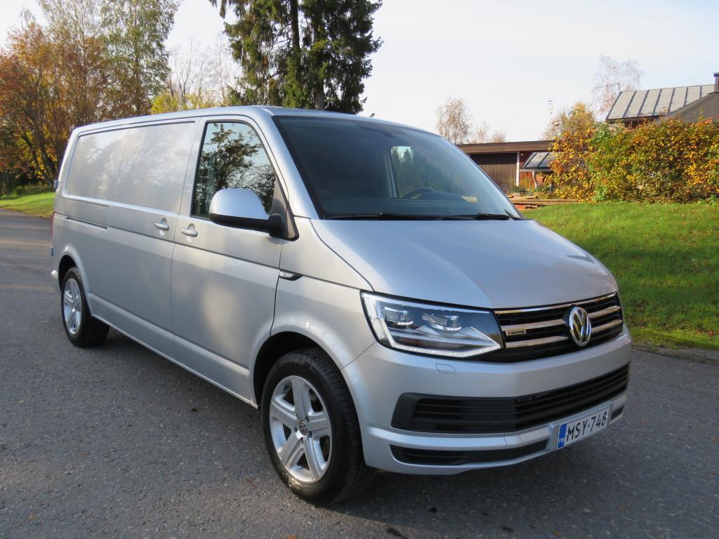 Volkswagen Transporter umpipa pitkä 2,0 TDI 110 4Motion