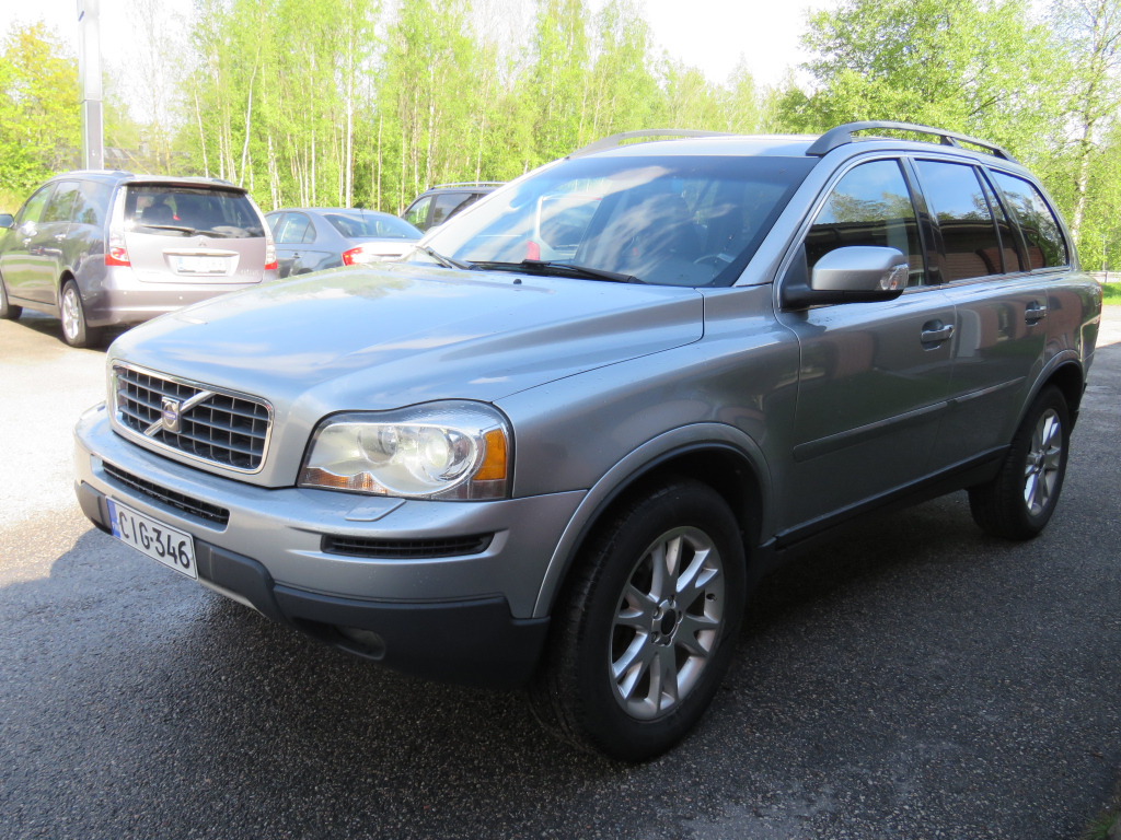 Volvo XC90 D5 AWD Momentum A 136kw