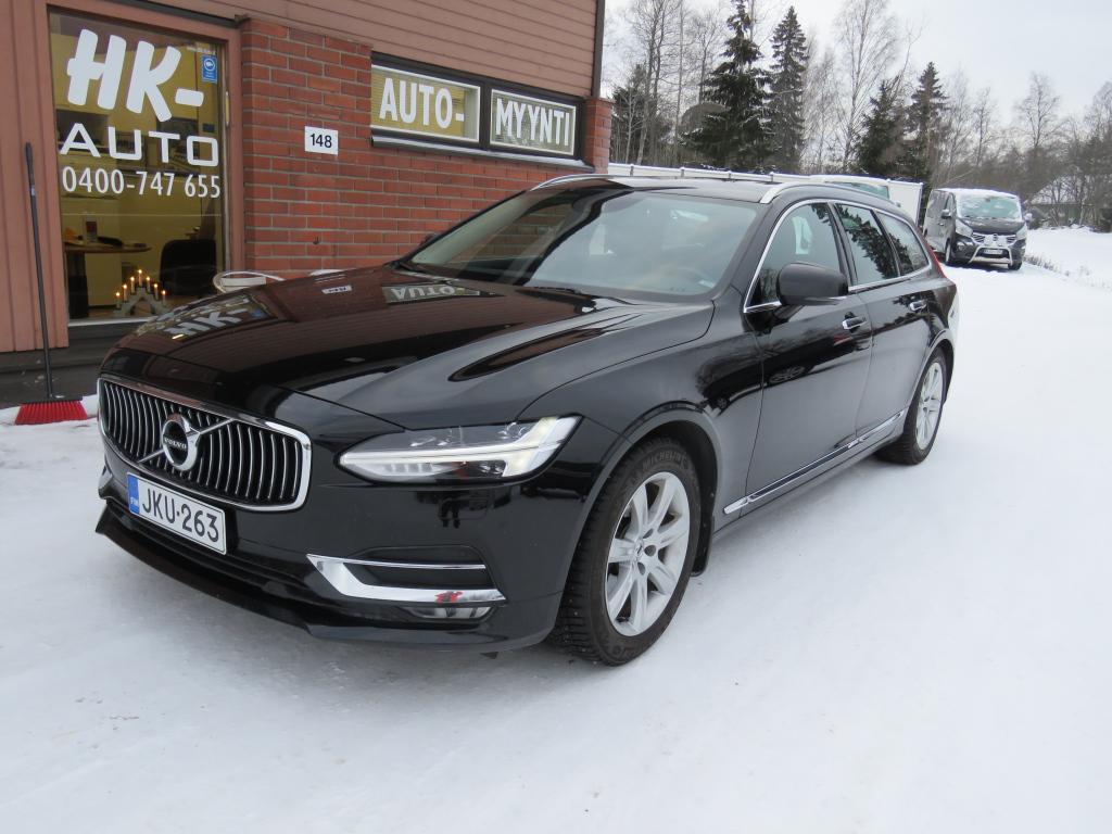 Volvo V90 D4 AWD Inscription A (MY18.1)