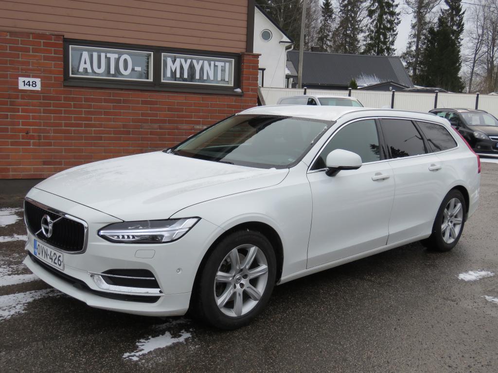 Volvo V90 2.0 D3 A (MY18.1)Momemtum Suomiauto