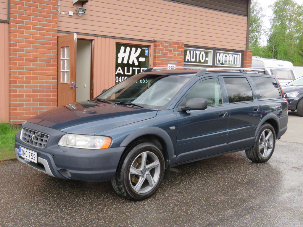Volvo XC70 D5 185HV A AWD SUMMUM CROSS COUNTRY