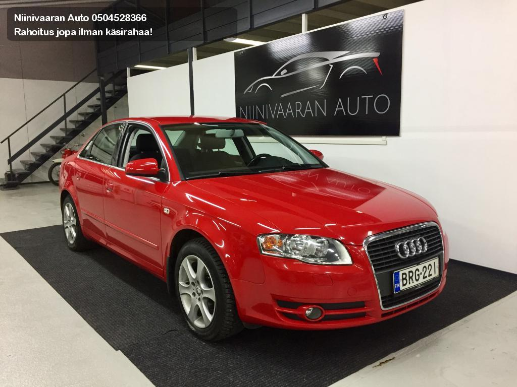 Audi A4 Sedan 2.0 Pro Business A 4d 2006