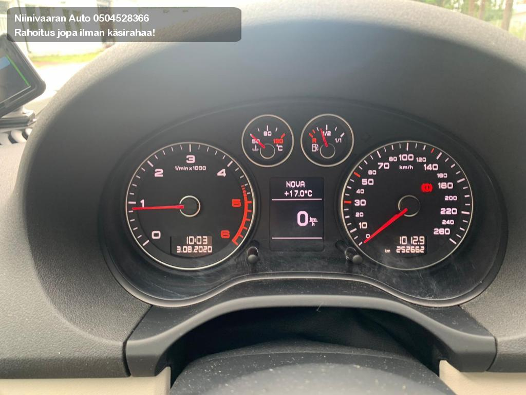 Audi A3 Farmari 1.9 TDI  Sportback Attraction Business 2010