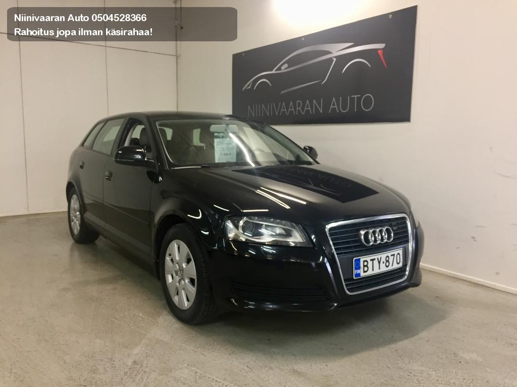 Audi A3 Farmari 1.9 TDI  Sportback Attraction Business 2010