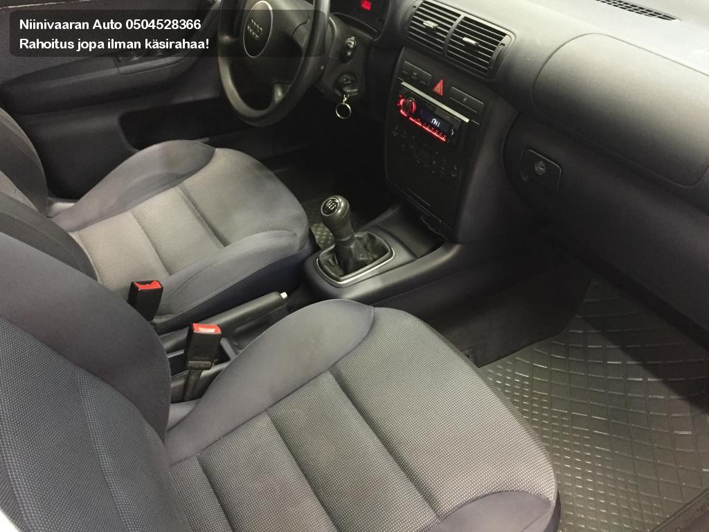 Audi A3 Viistoperä 1.6 2002