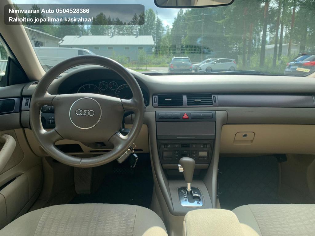 Audi A6 Sedan 1.8T A 2004