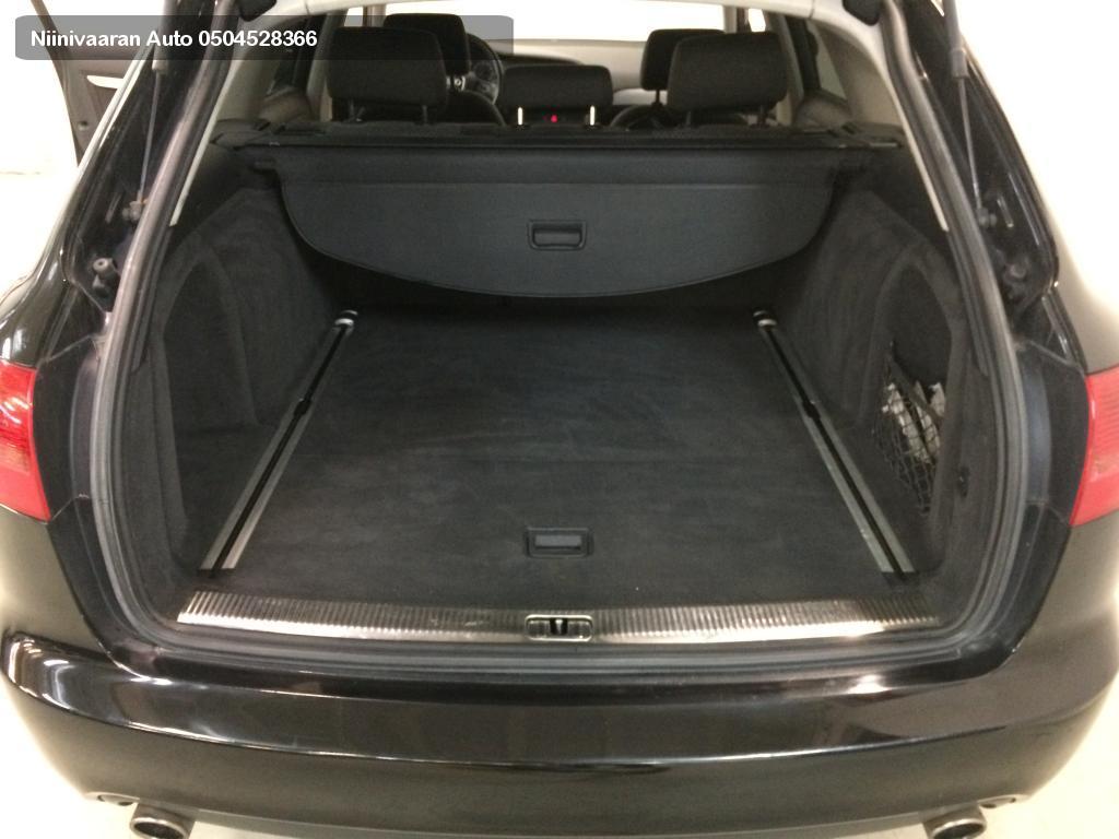 Audi A6 Farmari Avant 2.4 V6 2006