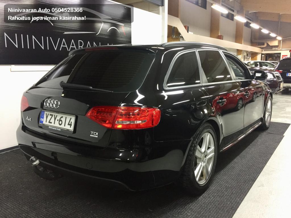 Niinivaaran auto
