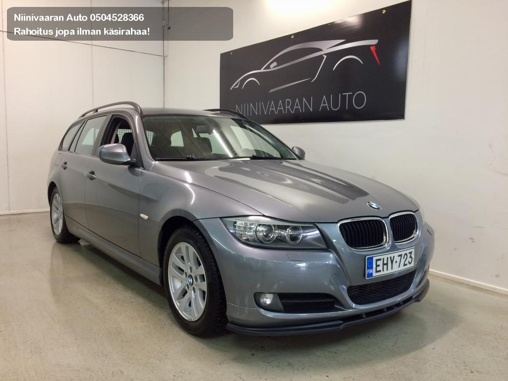 BMW 320d Farmari D A E91 Business Touring 2010