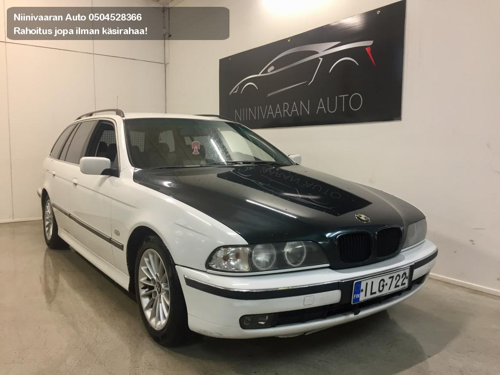 BMW 520 Farmari IA Touring 1997