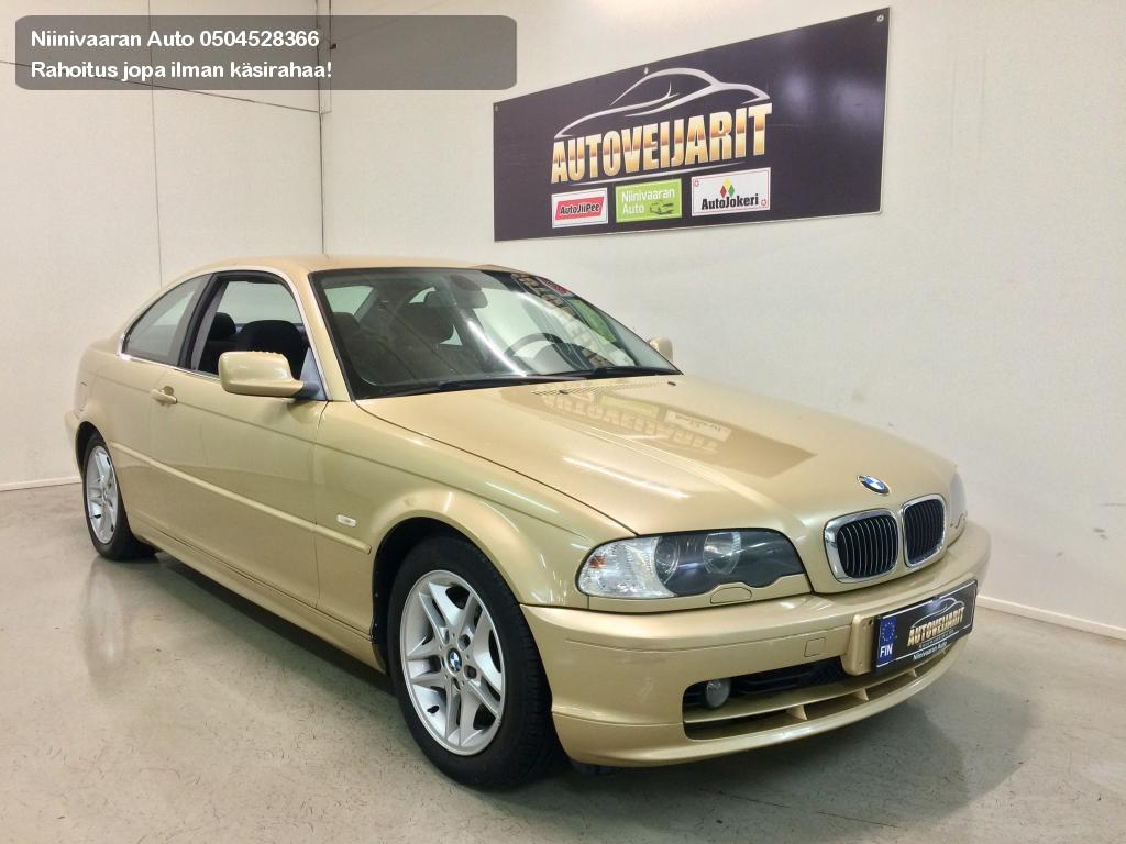 BMW 323CI Coupe 2000