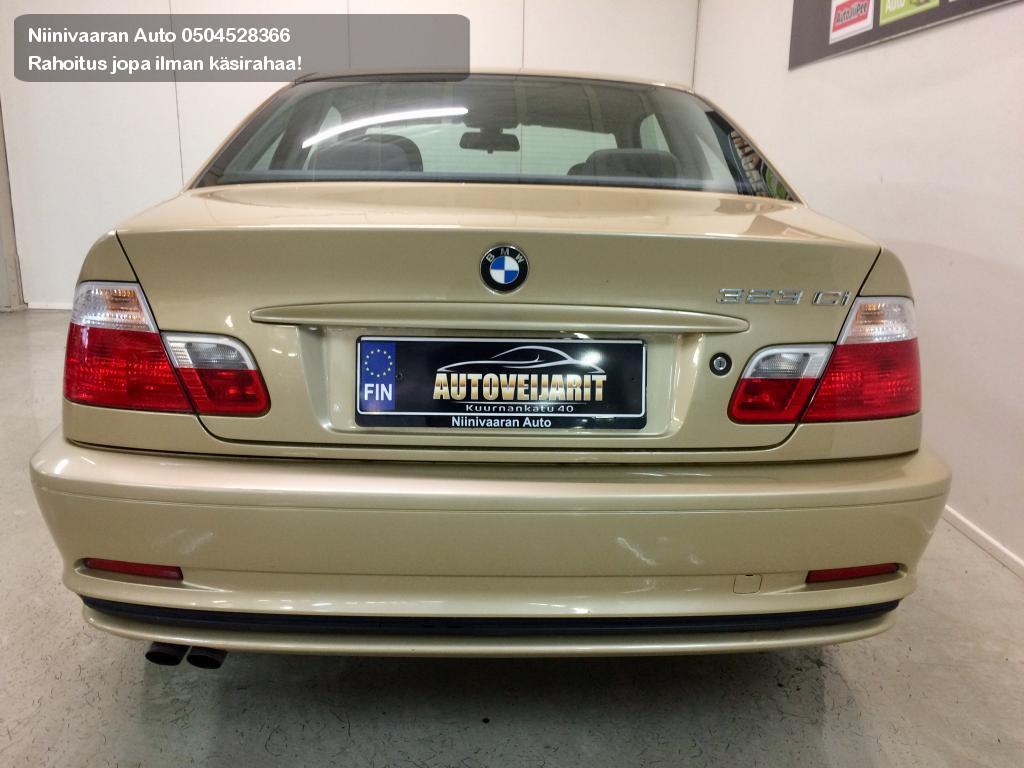 BMW 323CI Coupe  2000