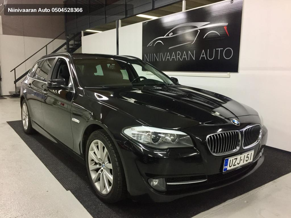 BMW 530D Farmari TwinPower Turbo A 340hv 2012
