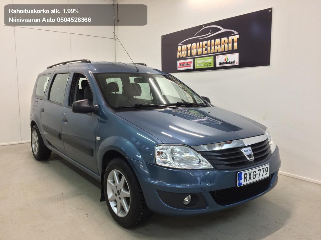 Dacia LOGAN Farmari 1.6 16v 7-Paikkainen 2010
