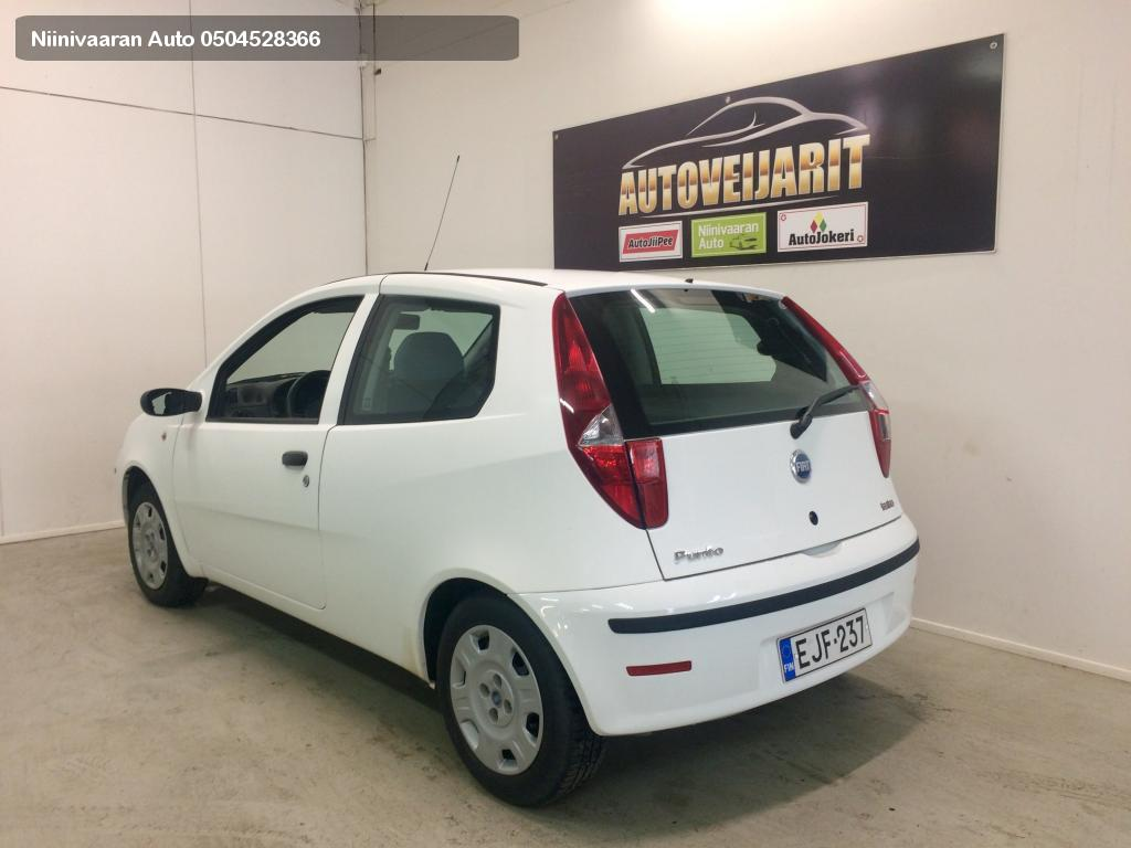Fiat PUNTO Viistoperä 1.2 8V 2006
