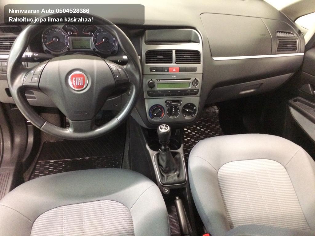 Fiat Linea Sedan 1.4 Dynamic Sedan 2010