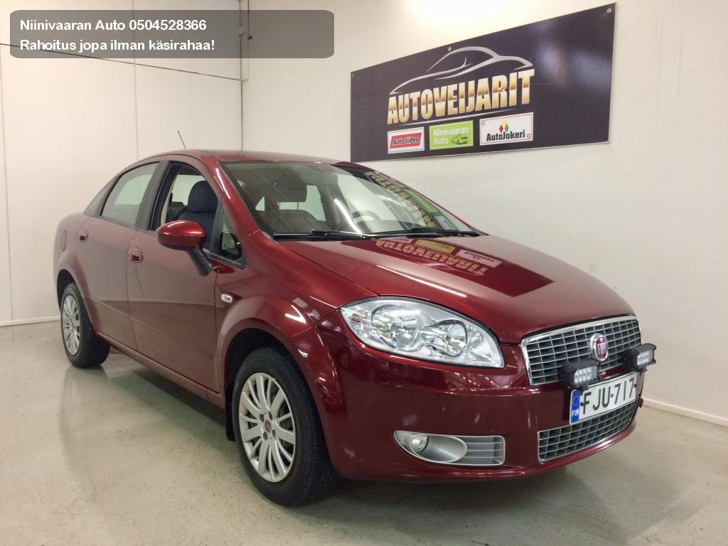 Fiat Linea Sedan 2010